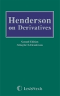 Henderson on Derivatives Cover Image