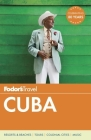 Fodor's Cuba (Travel Guide #3) Cover Image