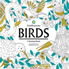 Birds: A Smithsonian Coloring Book Cover Image