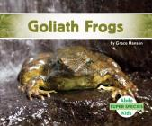 Goliath Frogs (Super Species) Cover Image