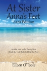At Sister Anna's Feet: An Old Nun and a Young Nun Cover Image