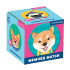 Dog Portraits Mini Memory Match Cover Image