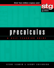 Precalculus: A Self-Teaching Guide (Wiley Self-Teaching Guides) Cover Image