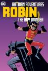 Batman Adventures: Robin, The Boy Wonder Cover Image