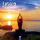 Yoga & Meditation Wall Calendar 2022 (Art Calendar) Cover Image