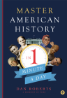 Master American History in 1 Minute a Day Cover Image