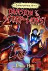 Invasion of the Scorp-Lions (a Monstertown Mystery) Cover Image