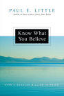 Know What You Believe Cover Image