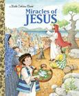 Miracles of Jesus (Little Golden Book) Cover Image