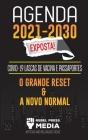 Agenda 2021-2030 Exposta!: COVID-19 Lascas de Vacina e Passaportes; O Grande Reset e a Novo Normal; Notícias Não Relatadas e Reais Cover Image