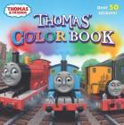 Thomas' Color Book (Thomas & Friends) (Pictureback(R)) Cover Image