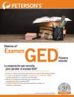 Domine El Examen del Ged(r), Primera Edición: (Master The(tm) Ged(r) Test, 1st Edition, in Spanish) Cover Image