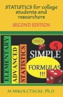 Statistics for College Students and Researchers: Second Edition Cover Image