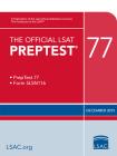 The Official LSAT Preptest 77: (dec. 2015 Lsat) Cover Image