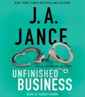 Unfinished Business (Ali Reynolds Series) Cover Image