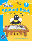 Jolly Phonics Student Book 2: In Print Letters (American English Edition) Cover Image