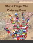 The Coloring Book: A great geography gift for kids and adults Learn and Color all countries of the world with color guides & Useful ... . Cover Image