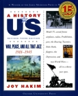 A History of Us: War, Peace, and All That Jazz: 1918-1945 a History of Us Book Nine Cover Image
