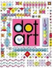Dot Art [With Crayons] Cover Image