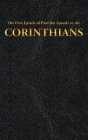 The First Epistle of Paul the Apostle to the CORINTHIANS (New Testament #7) Cover Image