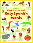 Easy Spanish Words Cover Image