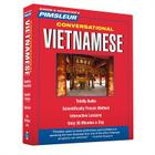Pimsleur Vietnamese Conversational Course - Level 1 Lessons 1-16 CD: Learn to Speak and Understand Vietnamese with Pimsleur Language Programs (Pimsleur Instant Conversation) Cover Image