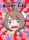 Happy Kanako's Killer Life Vol. 4 Cover Image