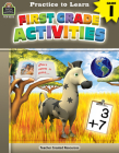 Practice to Learn: First Grade Activities (Gr. 1) Cover Image