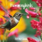 Hummingbirds 2021 Wall Calendar: Hummingbirds 2021 Calendar, 18 Months. Cover Image