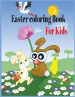 Easter Coloring Book for Kids: The Great Big Easter Egg Coloring Book for Kids Cover Image