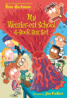 My Weirder-est School 4-Book Box Set: Dr. Snow Has Got to Go!, Miss Porter Is Out of Order!. Dr. Floss Is the Boss!, Miss Blake Is a Flake! Cover Image