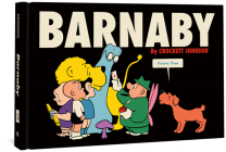 Barnaby Volume Three Cover Image