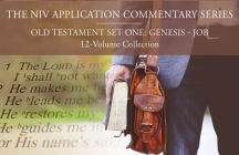 The NIV Application Commentary, Old Testament Set One: Genesis-Job, 12-Volume Collection Cover Image