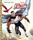 The Falcon (Marvel Avengers) (Little Golden Book) Cover Image