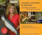 Salmon, Desserts & Friends Cover Image