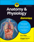 Anatomy & Physiology for Dummies (For Dummies (Lifestyle)) Cover Image