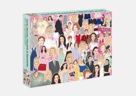 Carrie, Miranda, Charlotte & Samantha: SATC: 500 Piece Jigsaw Puzzle Cover Image