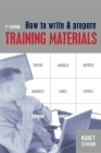 How to Write and Prepare Training Materials Cover Image