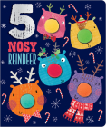 Five Nosy Reindeer Cover Image