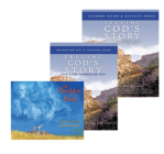 Telling God's Story Year 3 Bundle: Includes Instructor Text, Student Guide, and Parables graphic novel Cover Image