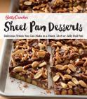 Betty Crocker Sheet Pan Desserts: Delicious Treats You Can Make with a Sheet, 13x9 or Jelly Roll Pan Cover Image