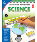Science, Grade 3 (Interactive Notebooks) Cover Image