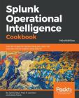 Splunk Operational Intelligence Cookbook Cover Image