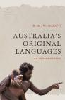 Australia's Original Languages: An Introduction Cover Image