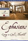 Ephesians: Living in God's Household (Fisherman Bible Studyguide Series) Cover Image