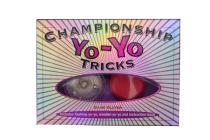 Championship Yo-Yo Tricks Cover Image