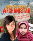 Hoping for Peace in Afghanistan (Peace Pen Pals (Gareth Stevens)) Cover Image