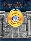 Gothic & Medieval Designs [With CDROM] (Dover Electronic Clip Art) Cover Image