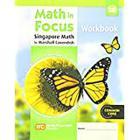 Student Workbook, Book B Grade 3 (Math in Focus: Singapore Math) Cover Image