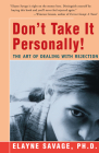 Don't Take It Personally: The Art of Dealing with Rejection Cover Image